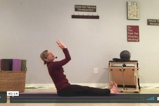 A 2nd Intermediate Workout