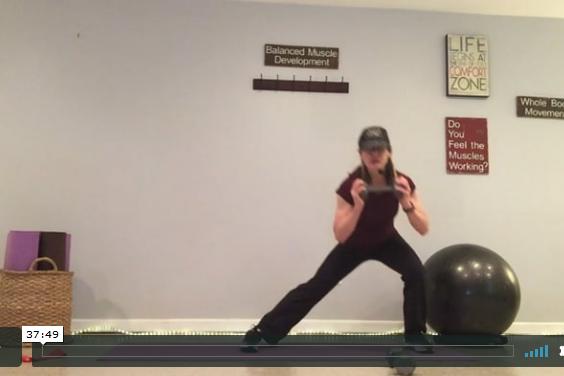 Building Lower Body Strength