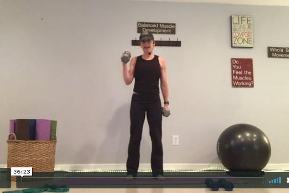 Building Upper Body Strength
