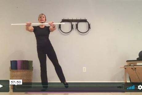 "The ""Magic Wand"" Workout"